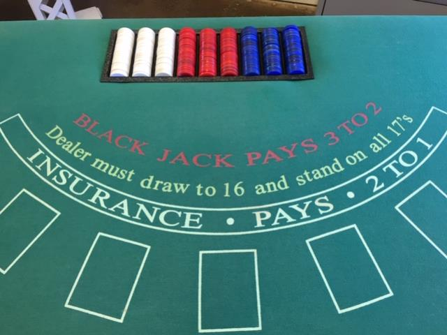 Where to find BLACKJACK, TABLE in San Rafael