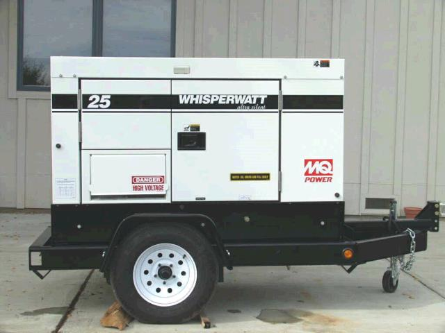 Where to find GENERATOR,TOWABLE,25KVA in San Rafael