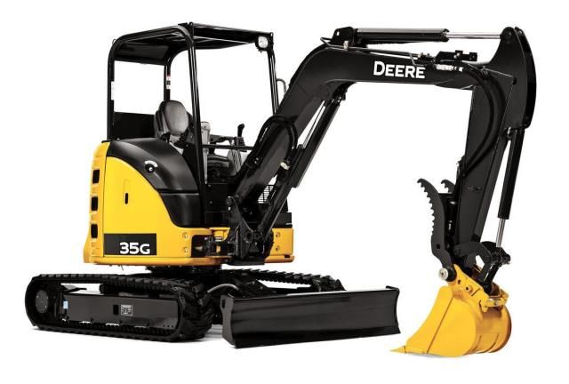Where to find EXCAVATOR, COMPACT 7000-7500LB. in San Rafael