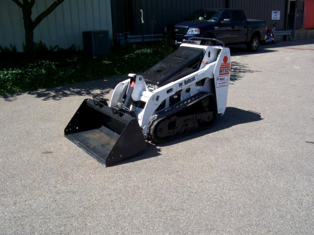 Where to find TRACTOR, MINI TRACK in San Rafael
