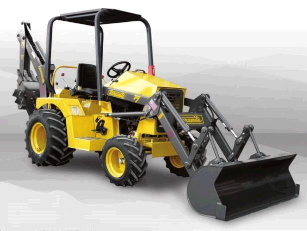 Where to find TRACTOR, TERRAMITE, BACKHOE in San Rafael