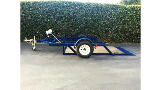 Where to find TRAILER, LIFT DECK, MANUAL in San Rafael