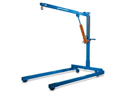 Rent your engine hoist, hoist, engine stand, tranny jack,